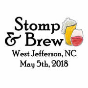 Stomp and Brew logo